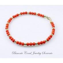 """Marciano"" Coral Bracelet"
