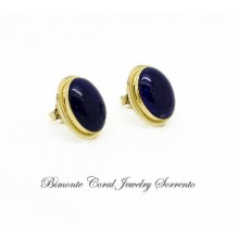 Lapis Lazuli Stone Earrings