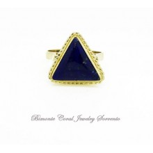 """Vasco"" Lapis Lazuli stone Ring"