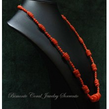 """At The Beach"" Coral Necklace"